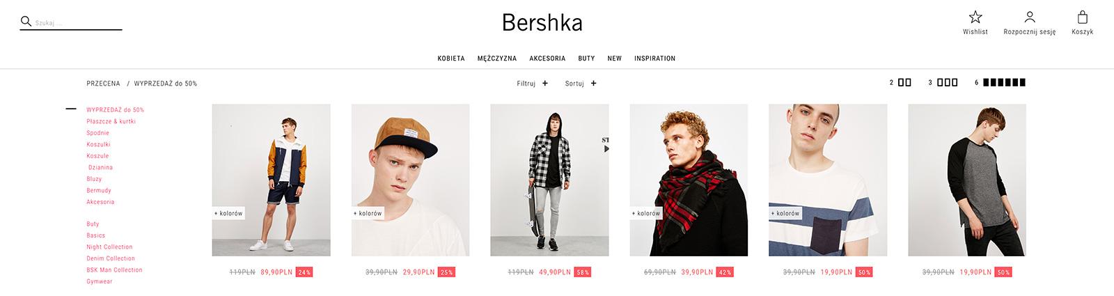bershka